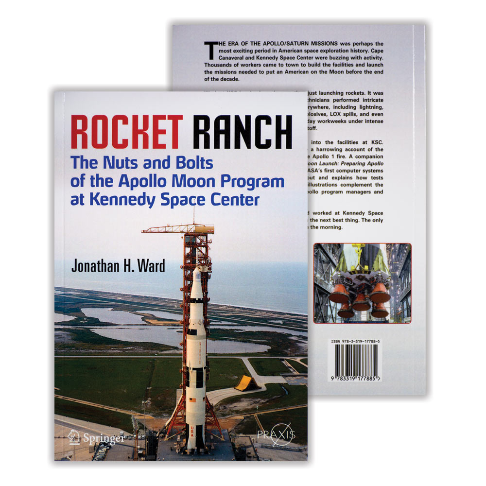 Rocket Ranch by Johnathan H  Ward